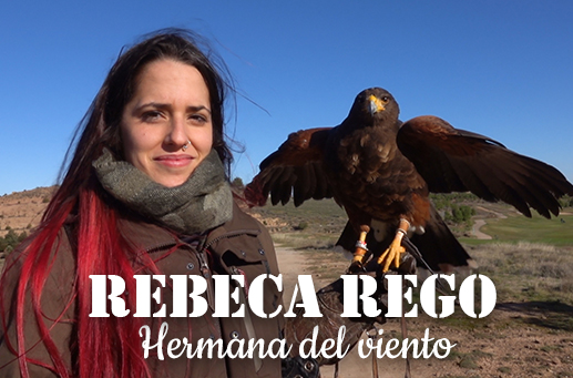 Cazadoras II: Rebeca Rego, hermana del viento