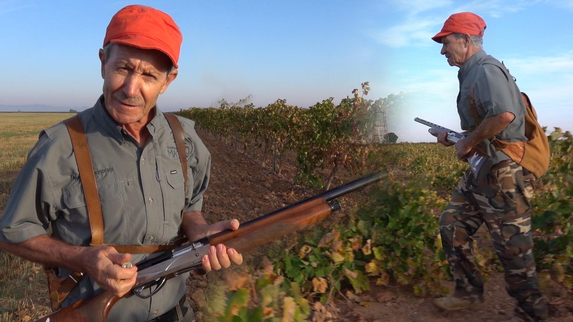 Tragacete, tras las perdices salvajes de Los Llanos